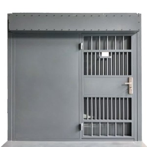 DIAN-PD1902 Dual-structure Electric Sliding Prison Door