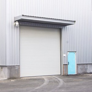 DIAN-SD2403 Heavy duty sectional overhead door 1