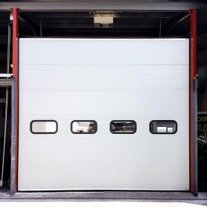DIAN-PD2703 Sectional door& loading platform and door seal